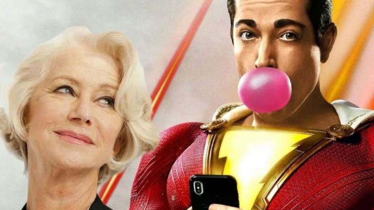 Хелън Мирън ще бъде злодей в супергеройски филм