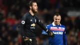 Давид де Хеа иска двойно увеличение на заплатата в Манчестър Юнайтед