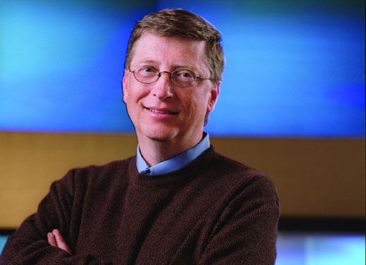 Откъде печели Бил Гейтс
