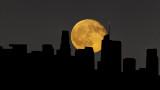 Изкуствена луна вместо улично осветление