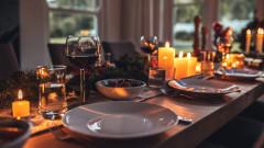 Как да подредим елегантно масата