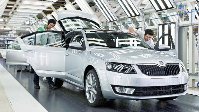 SKODA отчита 6-та поредна година с над 1 милион продадени коли
