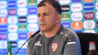 Ангеловски: В следващите два мача ще се опитаме да се реваншираме