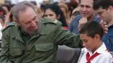 Путин за Кастро: Символ на цяла епоха в световната история