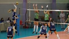 Волейболистиките на Берое дадоха само гейм на Левски