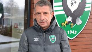 Лудогорец прие оставката на треньора на втория отбор