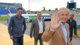 Спас Русев изключително доволен от Левски