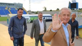 Бивш член на УС на Левски: Спас Русев може да бъде сменен