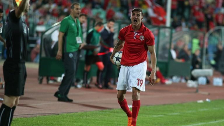 Кирил Десподов: През първото полувреме бяхме нула, очаквам хубаво дерби и победа над Левски