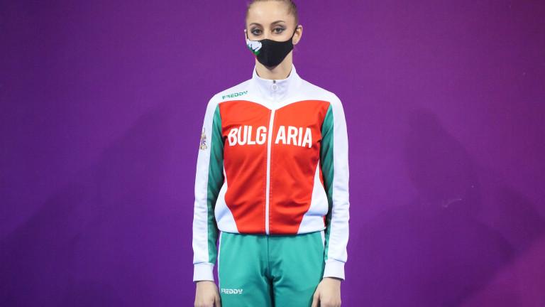 Боряна Калейн: Можеха да бъдат и четири златните медала