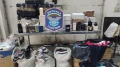 Задържаха фалшиви спортни стоки и парфюми при две проверки на Дунав мост - Русе