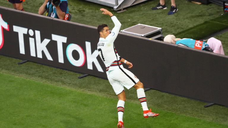 Кристиано Роналдо няма да е №7 в Манчестър Юнайтед