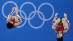 Пълна китайска доминация при скоковете във вода