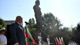 Министър Красен Кралев почете Никола Вапцаров във Варна