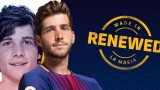 И Сержи Роберто поднови договора си с Барселона