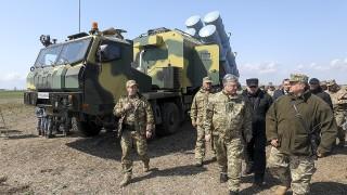 """Украйна изпита крилата ракета """"Нептун"""""""