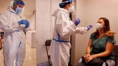 86 нови случая на коронавирус, двама души починаха