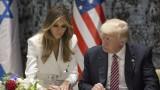 Мелания Тръмп пропуска срещите с Ким и Г7