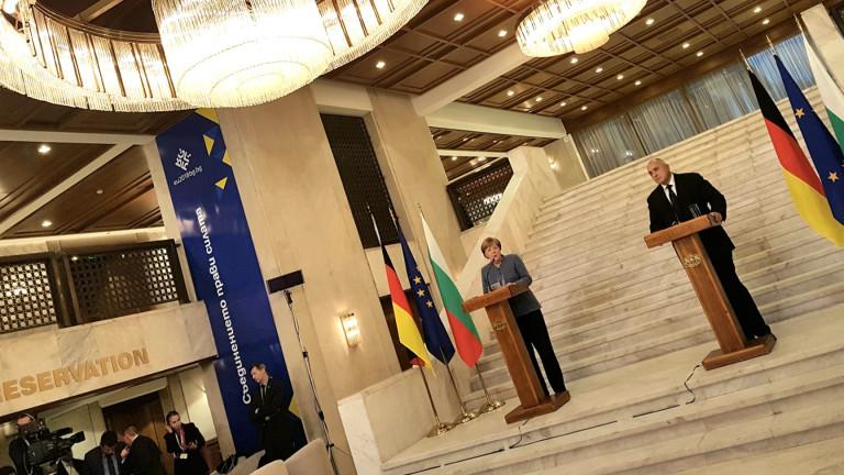 Приветствам идеята на България да изгради във Варна газов хъб,