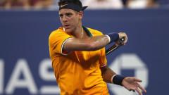 Хуан Мартин дел Потро с експресна победа в първия кръг на US Open
