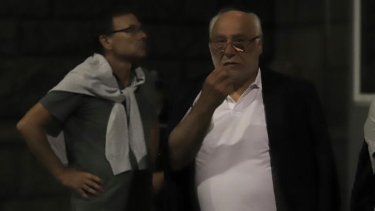 Разследването за отравянето на Емилиян Гебрев, сина му Христо Гебрев
