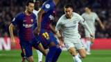 Барселона дава на Челси Дембеле и пари, за да има Еден Азар