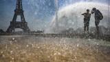Западна Европа се подготвя за нова гореща вълна с рекордни температури