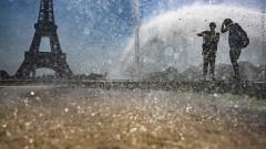 Растежът във Франция изненадващо се забави