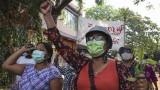 Над 800 убити от началото на протестите срещу преврата в Мианмар