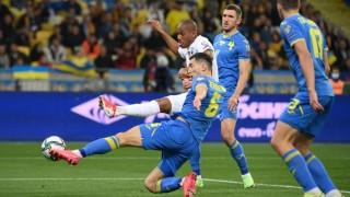 Франция се препъна и срещу Украйна