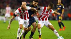 Над 40 гола в 9 мача за Купата на Германия, Кьолн вкара 9