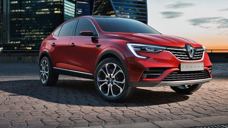 Най-предпочитаните нови автомобили от българина