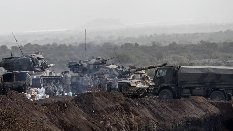 Кюрдите обвиниха Русия в предателство, съобщават руски медии. Главнокомандващият сирийските