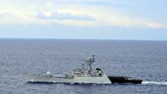 Военноморските сили на Индия прогониха китайски кораб в Бенгалския залив