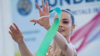 Златен и бронзов медал за българските гимнастички в Киев