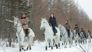 Ким Чен-ун отново яхна бял кон преди важен пленум на партията