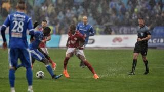 Двете четворки във втората осмица на Първа лига са вече ясни