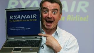 """Шефът на Ryanair: Самолетните билети ще поевтинеят с 15% покрай """"Брекзит"""""""