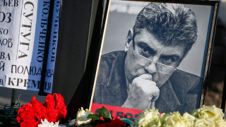 """Улицата пред руското посолство във Вашингтон ще се казва """"Борис Немцов плаза"""""""