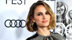С какво Натали Портман привлече вниманието на Оскарите