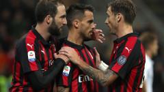 """Пак драма на """"Сан Сиро"""", Милан удари зрелищно Сампдория след обрат"""