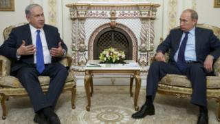 Израел и Русия с екип за координиране на действията си в Сирия