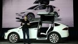 Капитализацията на Tesla нараства със средно $14 милиарда на ден
