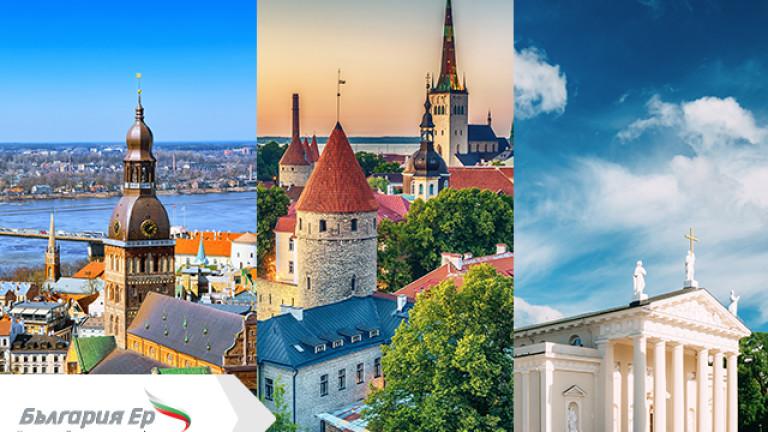 Bulgaria Air и Air Baltic свързват с полети София и балтийските столици Рига, Талин и Вилнюс