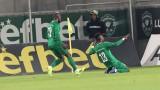 Лудогорец - Левски 2:0, гол на Кешеру!