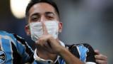 Белгийски вирусолог препоръчва футболистите да играят с маски