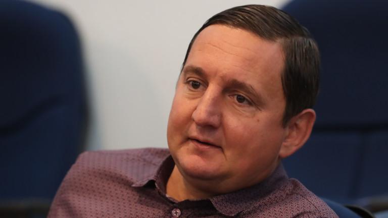 Асен Караславов поиска акциите на Ботев (Пловдив)
