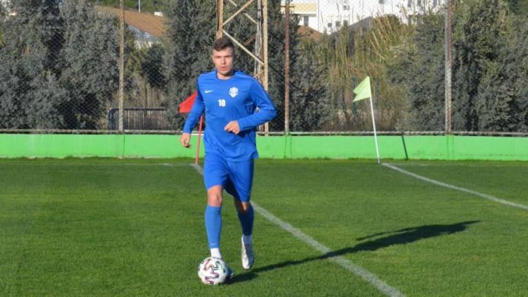 Тонислав Йорданов: Ще направя всичко възможно, за да победим ЦСКА