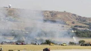 Идентифицираха жертвите на самолетната катастрофа в Мадрид