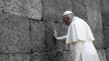 Папата пожела успех на спортистите в Рио